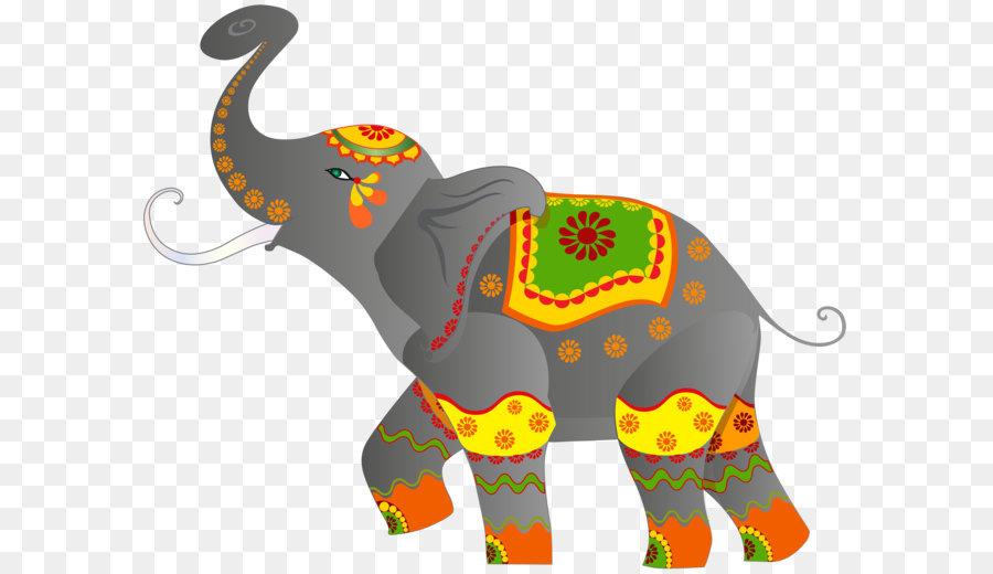 Картинки с индийским слоном