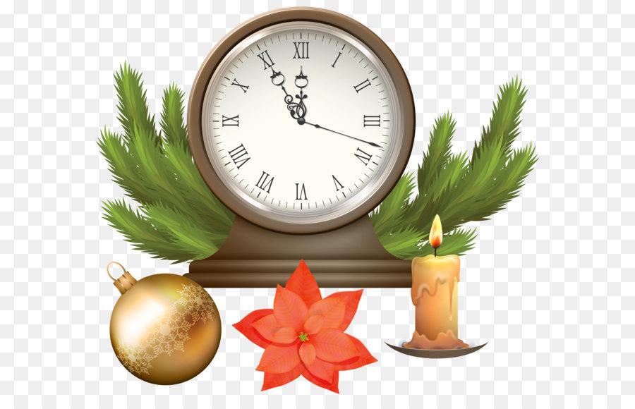 рождественские картинки на часы разные