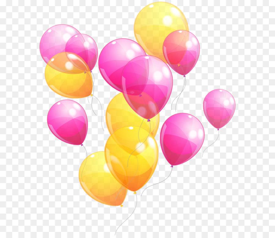 картинки воздушные шарики красивые на прозрачном фоне потому
