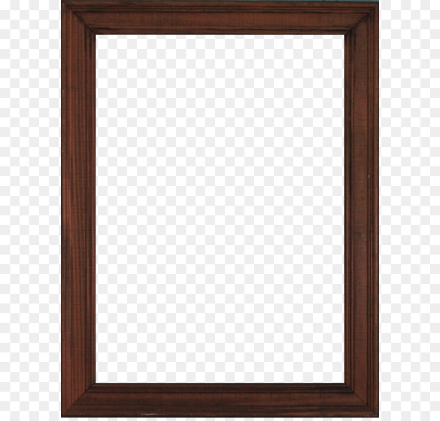 рамка для фото коричневая без