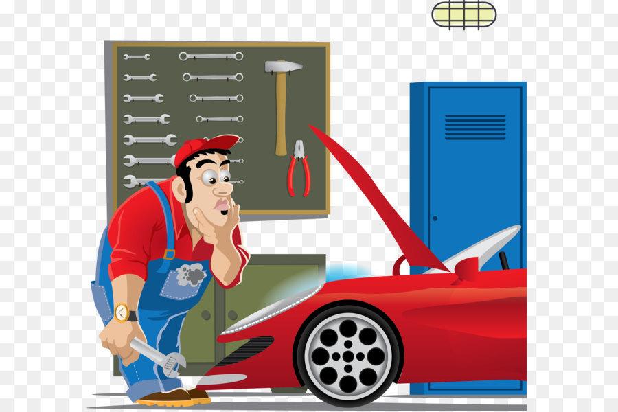Картинки для детей механик