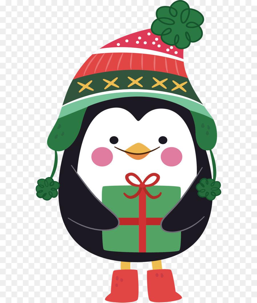 новогодние пингвины картинки качестве материалов