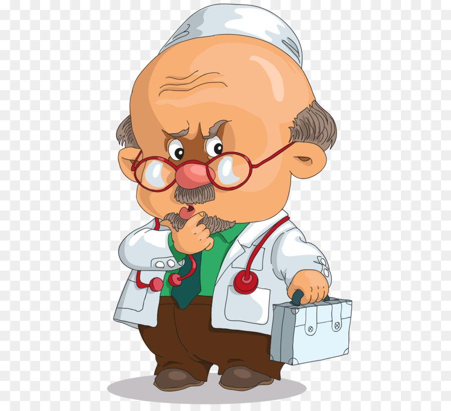Картинка врач на прозрачном фоне