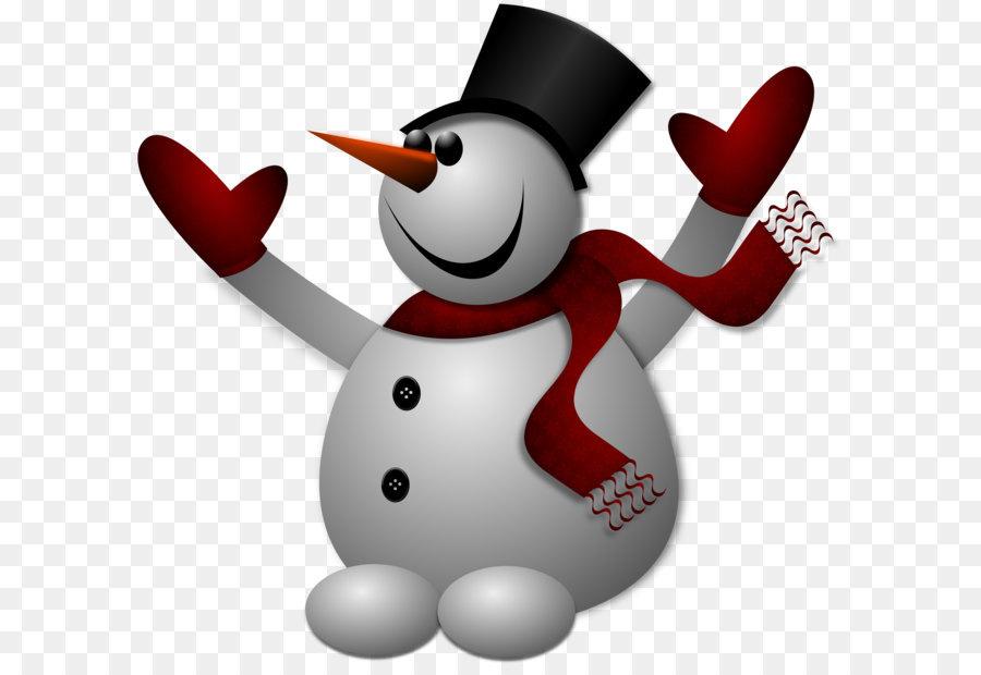 именно снеговик картинка без фона было время
