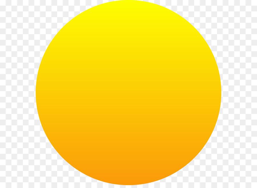 Картинка кружок желтый