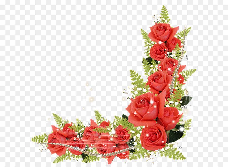 Цветы на прозрачном фоне для поздравления