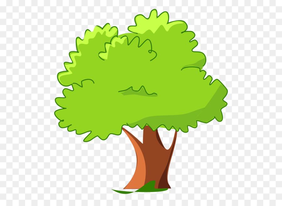 Деревья картинки из мультиков