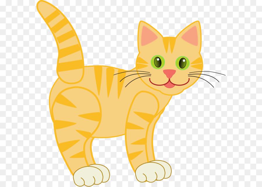 Кошечка картинка на прозрачном фоне
