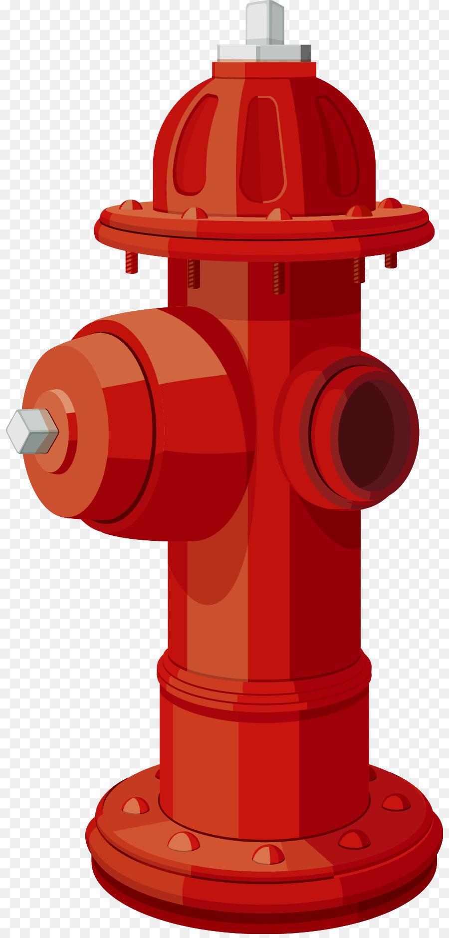 Открытки анимированные, картинка пожарного гидранта