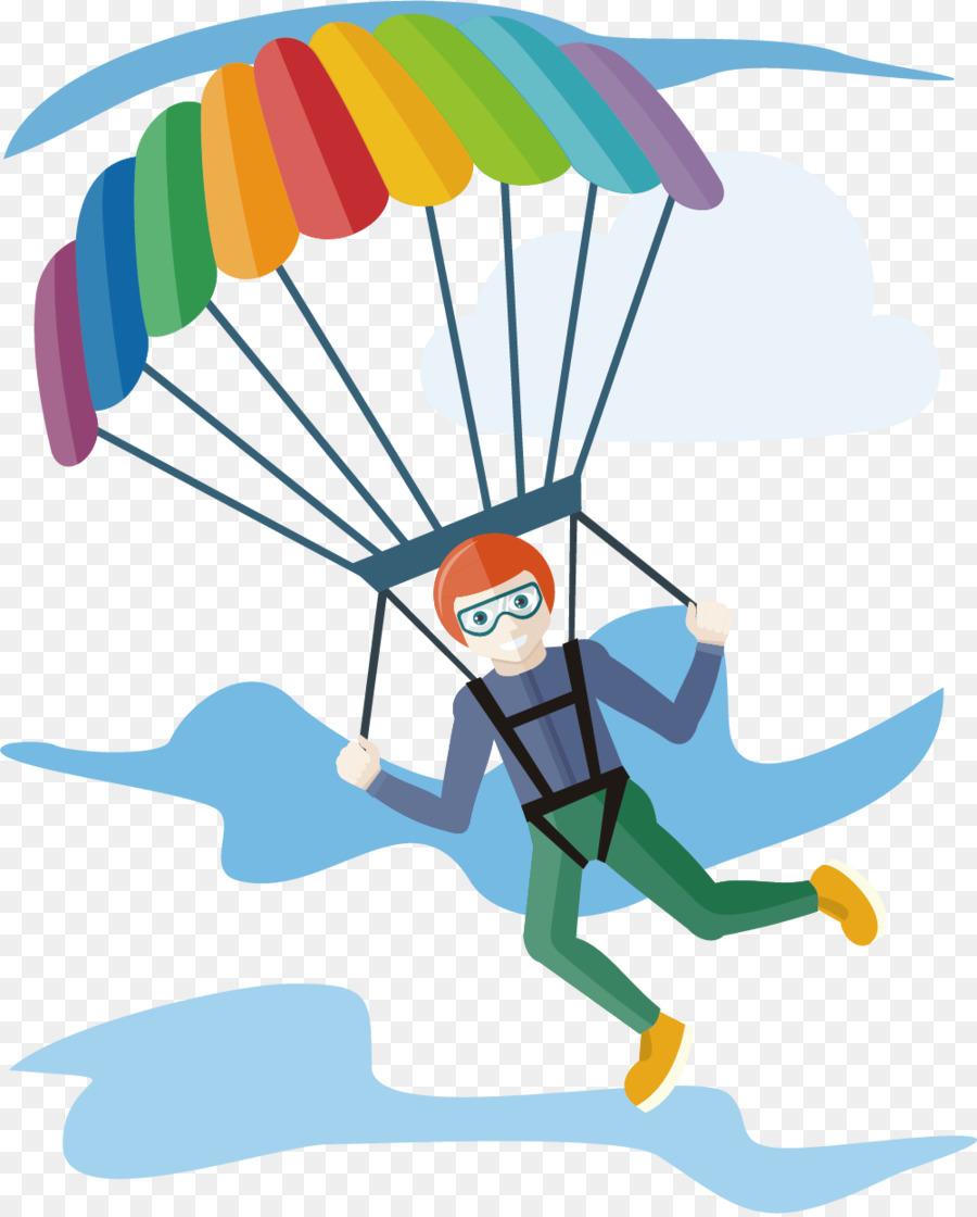 Картинка парашютист для детского сада