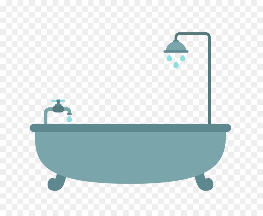 Картинка ванны рисунок