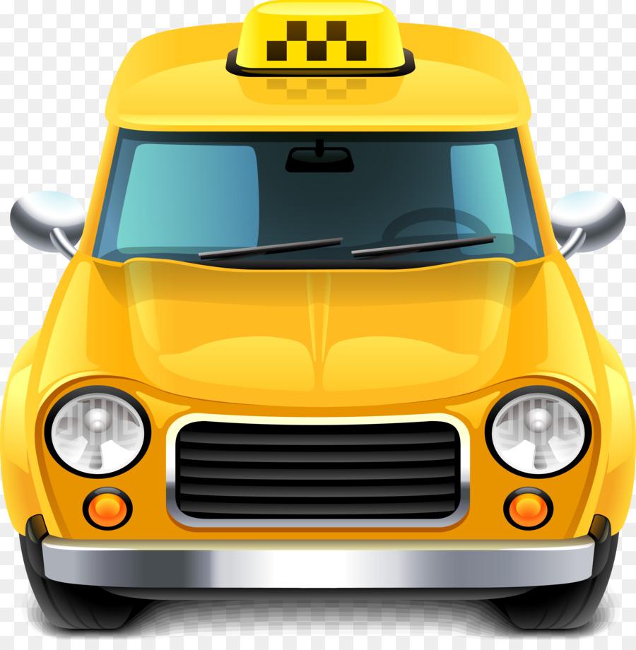 картинка машина такси рисунок постройки