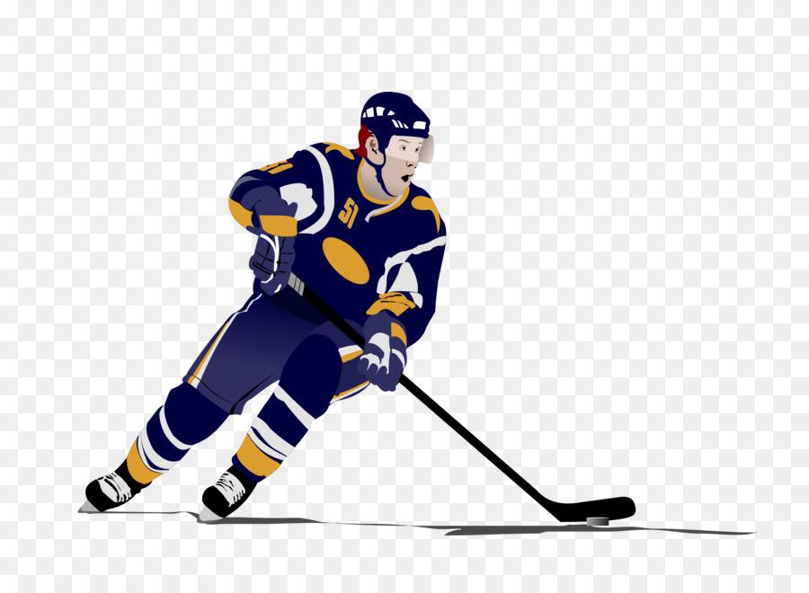 Картинки с хоккеистами нарисованные