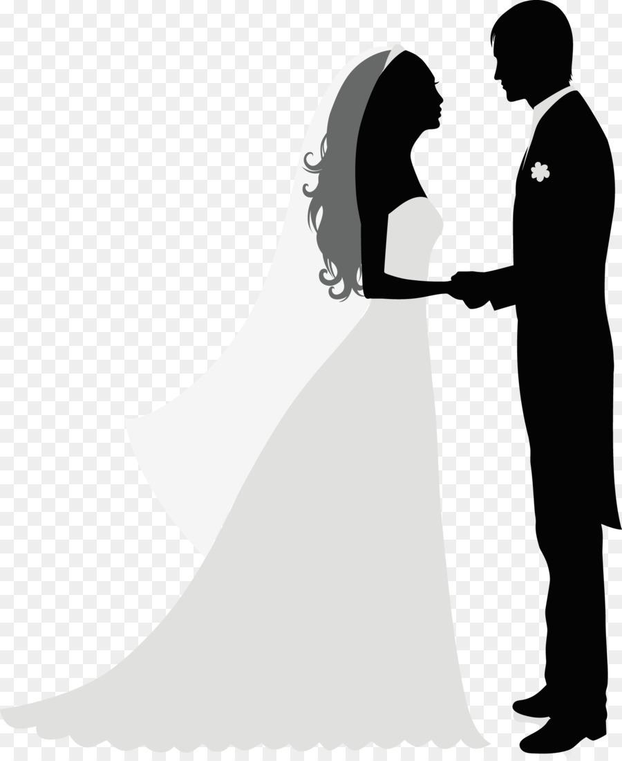 Черно-белые свадебные картинки