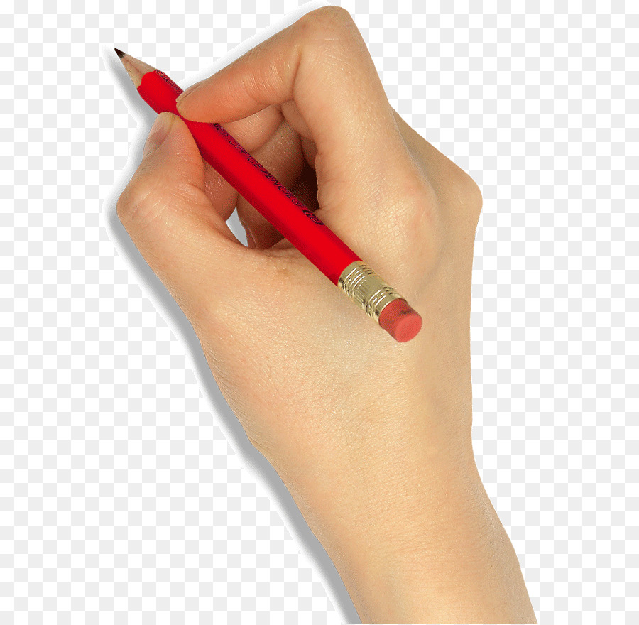 Картинка на руку с ручкой