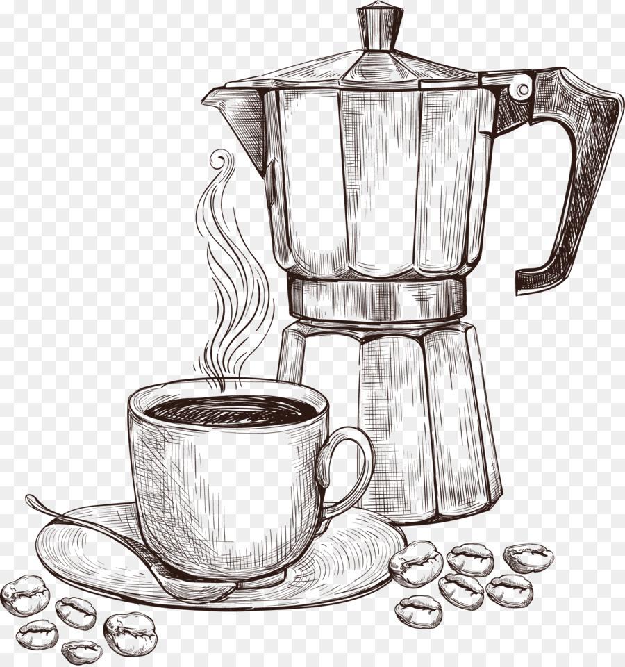 ничего, рисунки чашка кофе карандашом картофель горячим