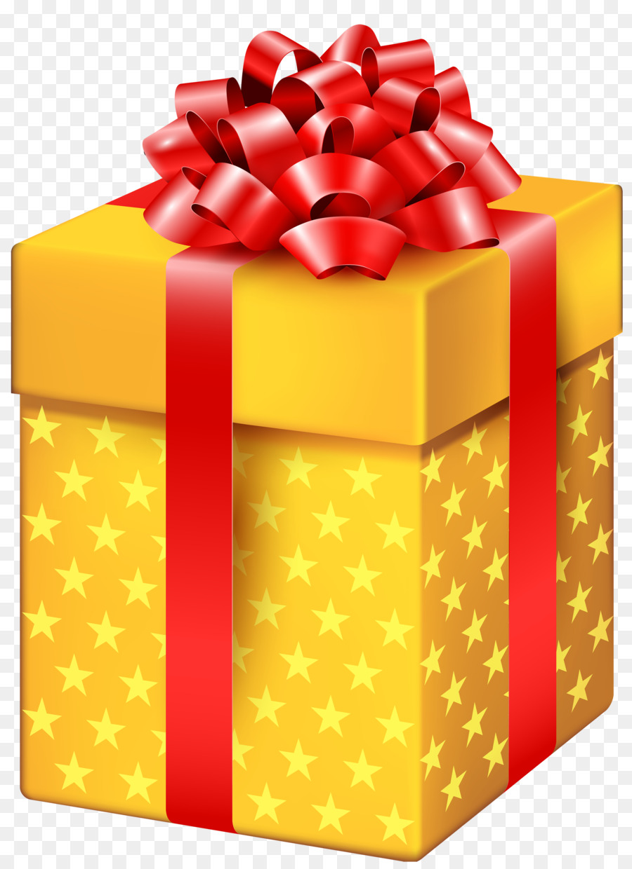 Картинка подарка в коробке