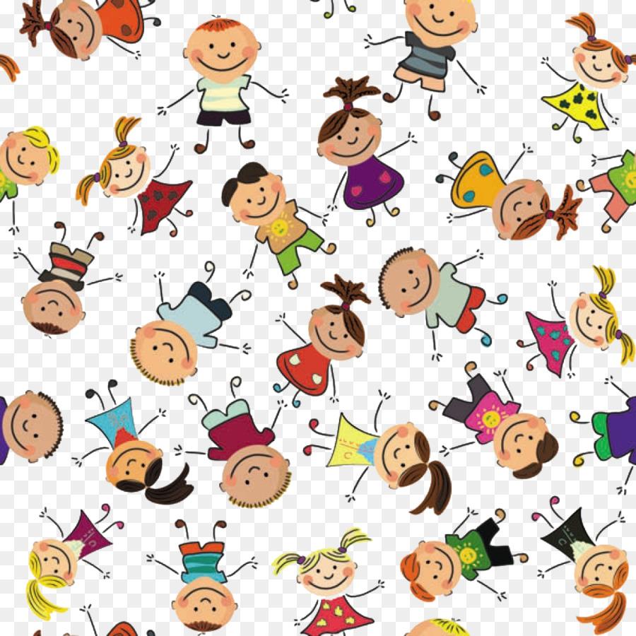 Картинка с маленькими человечками