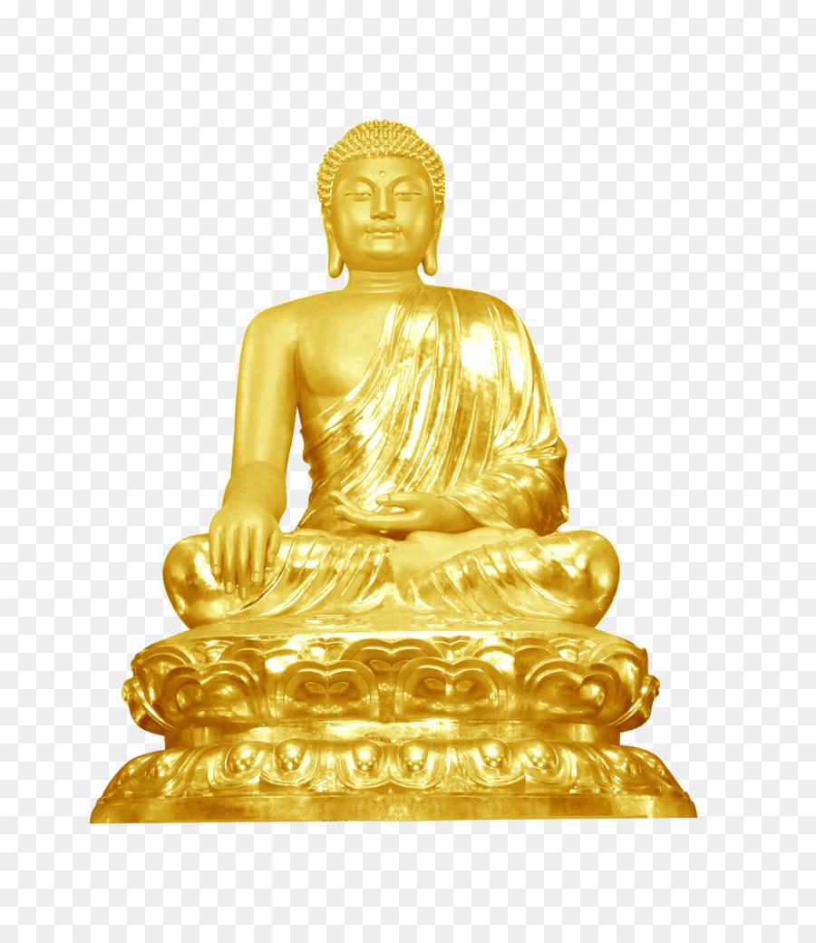 Золотой будда картинка
