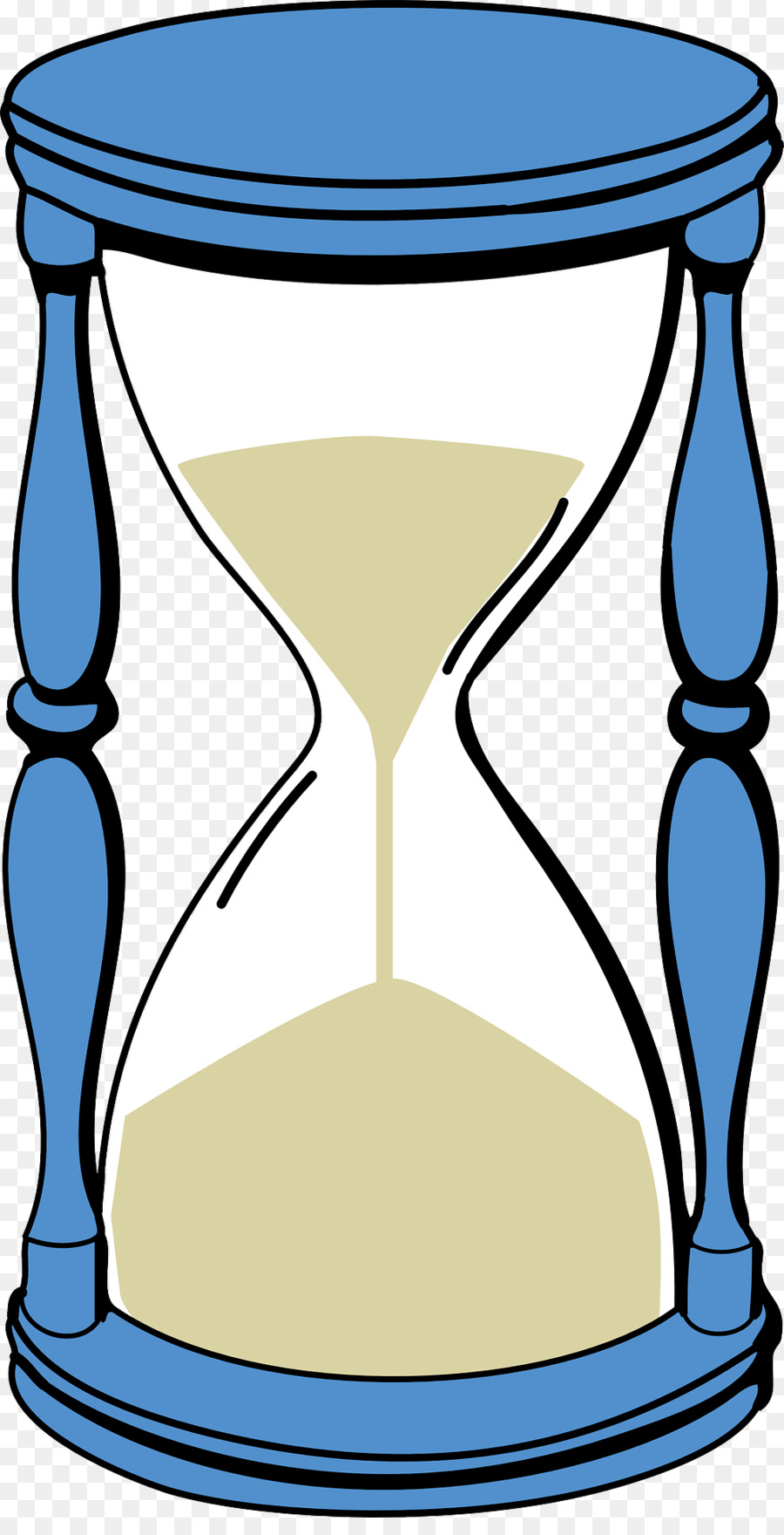 идеале песочные часы мультяшная картинка возможность