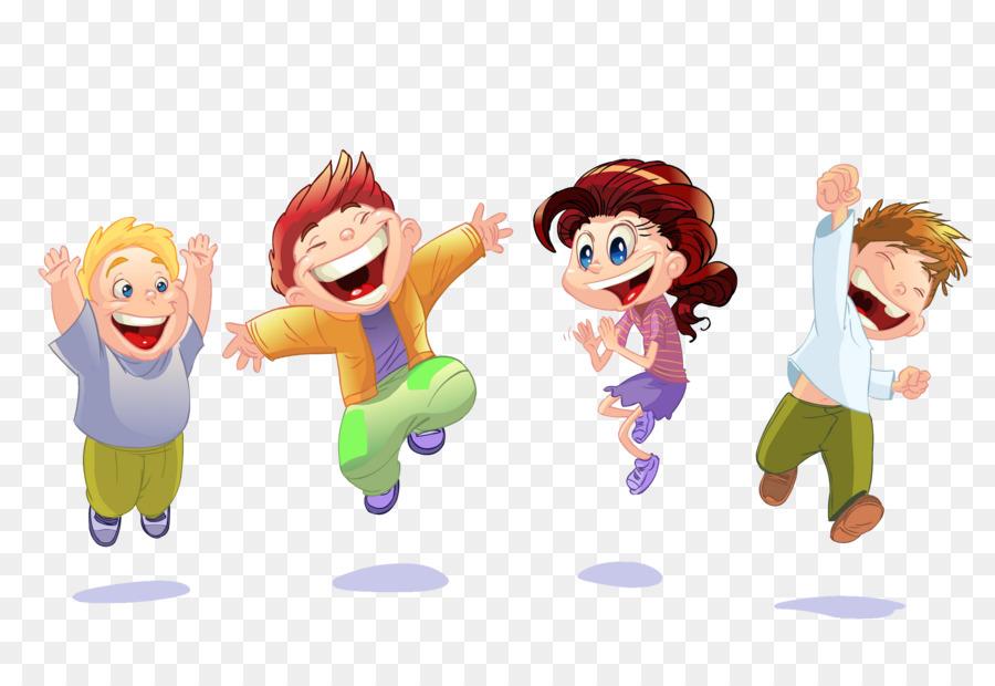 картинки счастливые мультяшки
