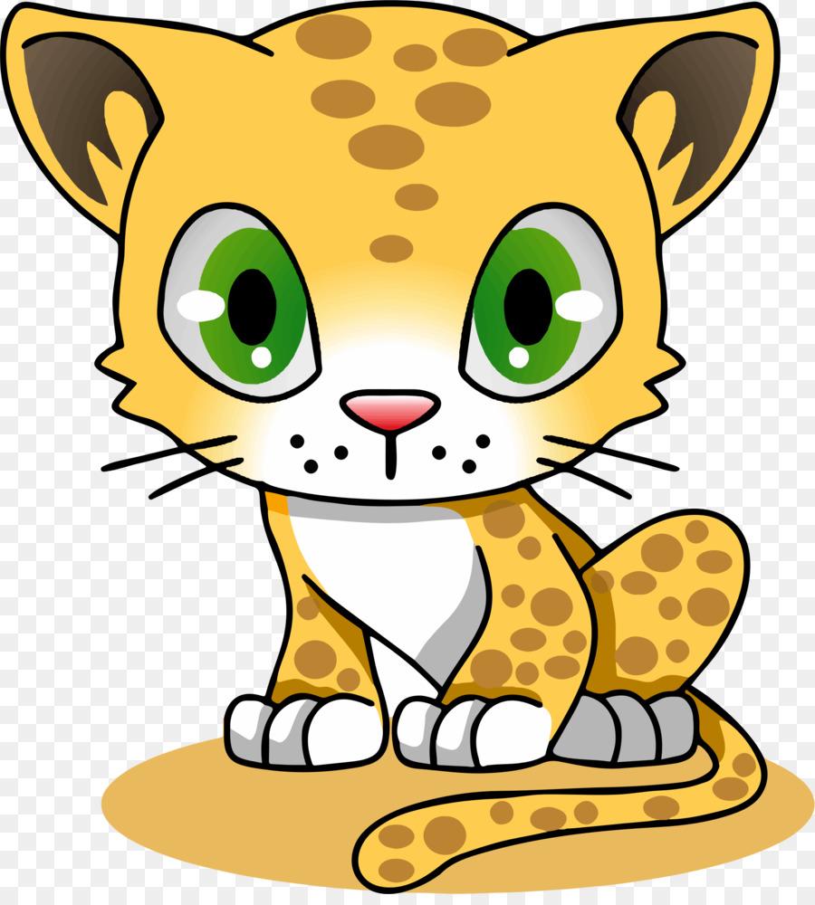 Леопард картинки из мультфильмов