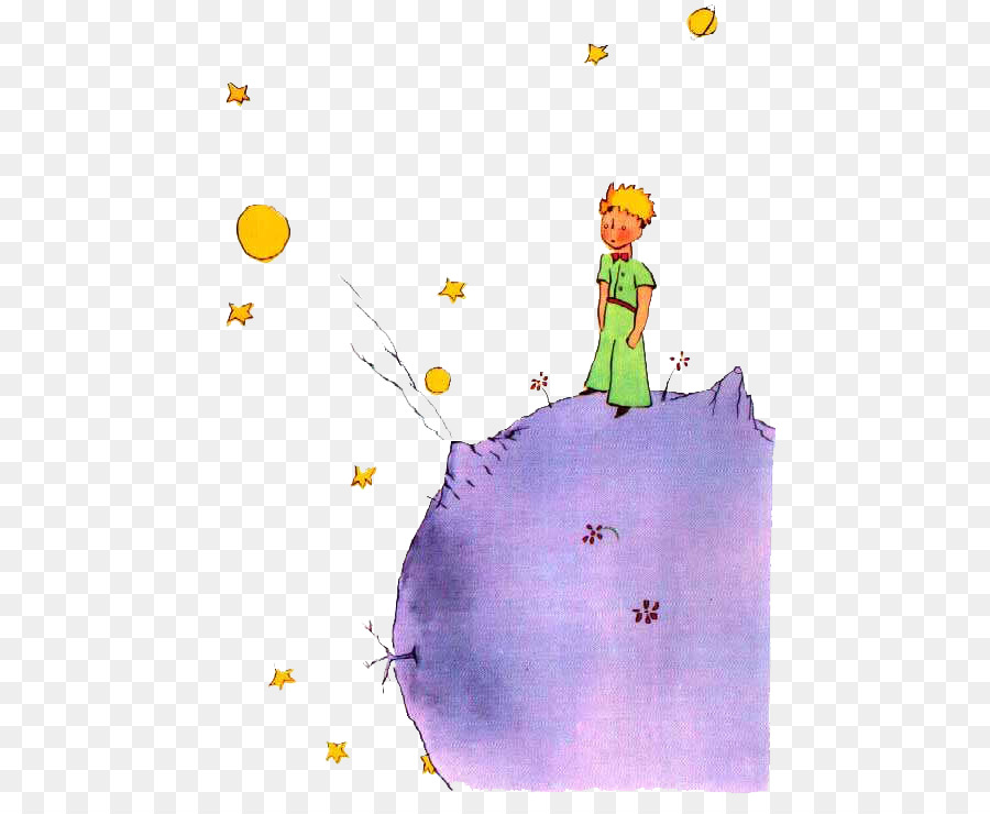 Le petit prince in english — pic 12