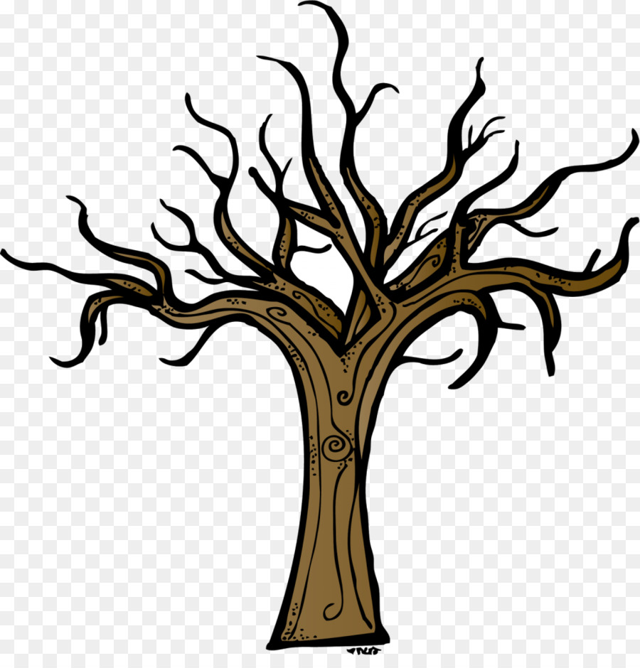 Картинка ствол дерева с ветками