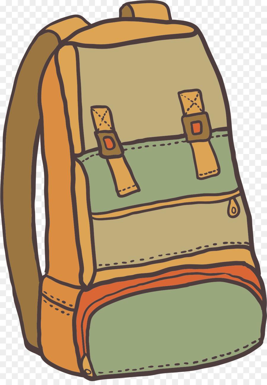 Рюкзак походный картинка для детей