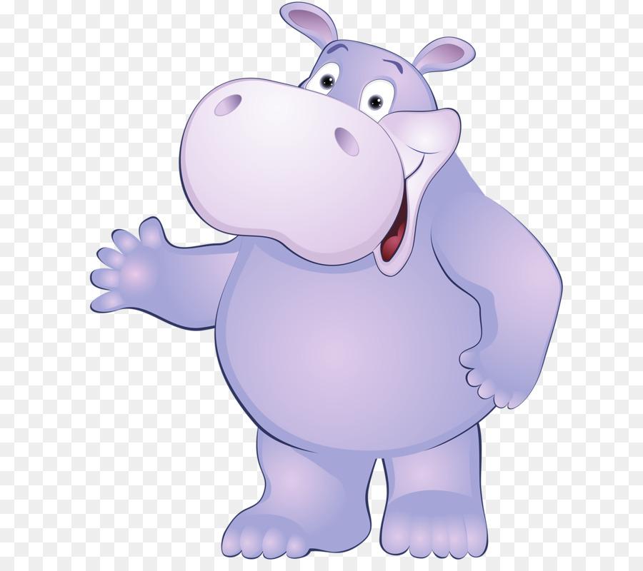 Картинки для детей бегемоты