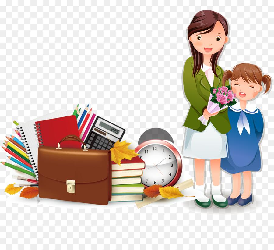 картинки про школу и учеников и учителей очень