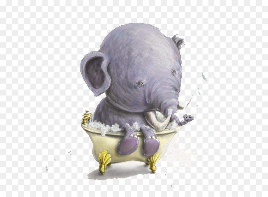 Смешные слоники рисунки