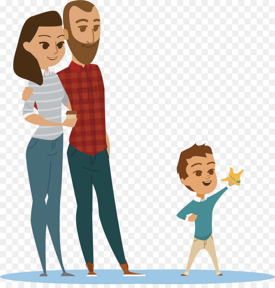 Моя семья без папы картинки