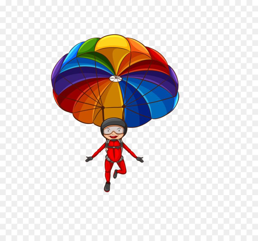 Доброе, картинки парашютисты для детей цветные