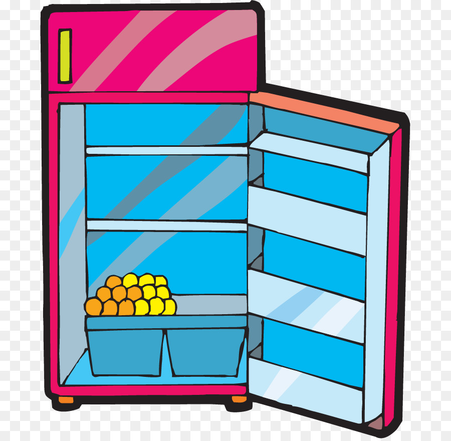 Картинки открытого холодильника пустого