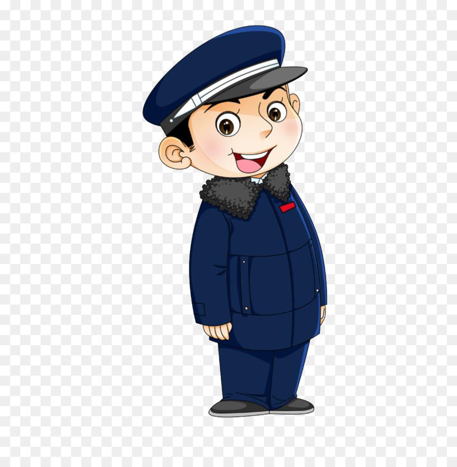 Полицейский мультяшный картинки