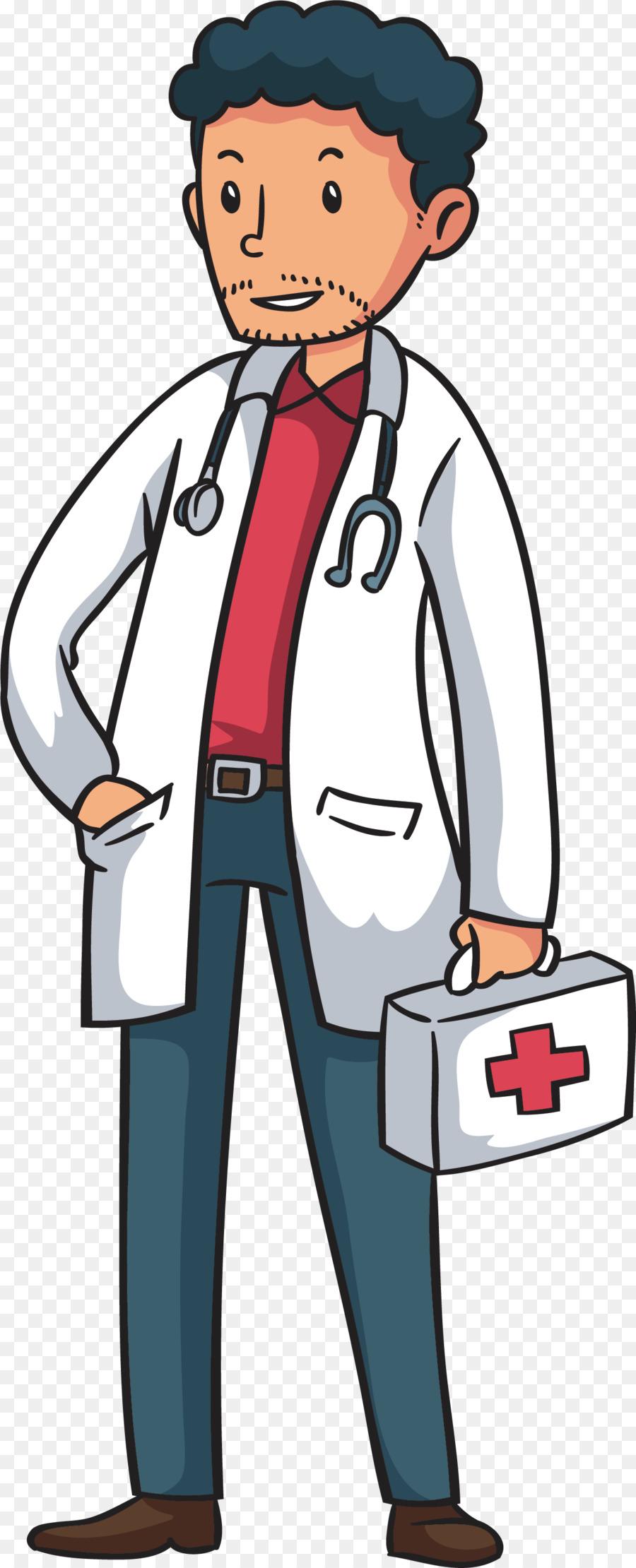 Картинки врачей рисованные