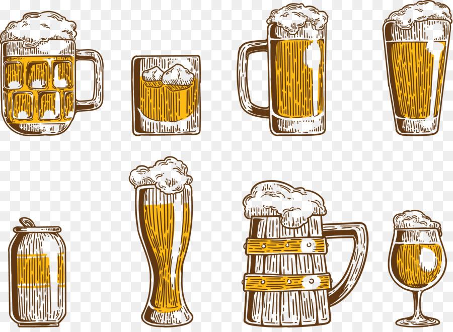 Картинка кружка пива векторная