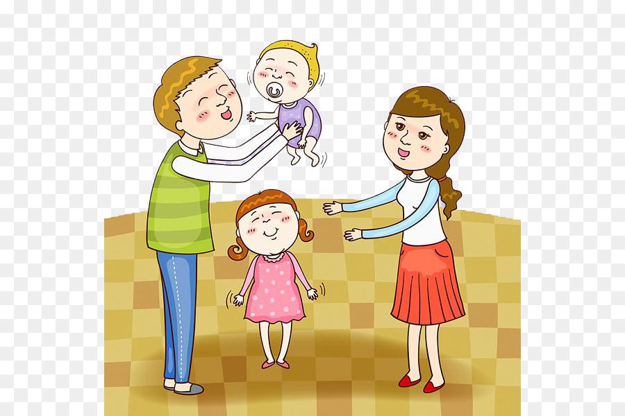 Картинки дети с родителями нарисованные, надписями