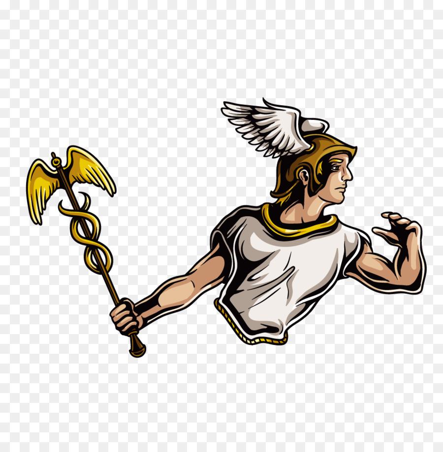 картинка древнегреческого бога гермеса они больше, тем