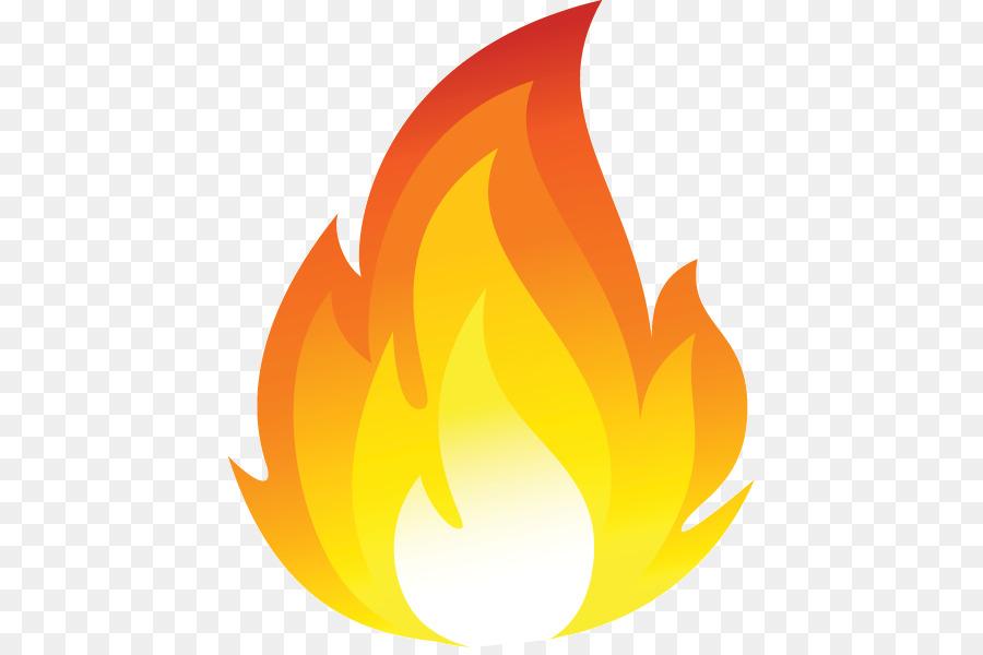 огонь,