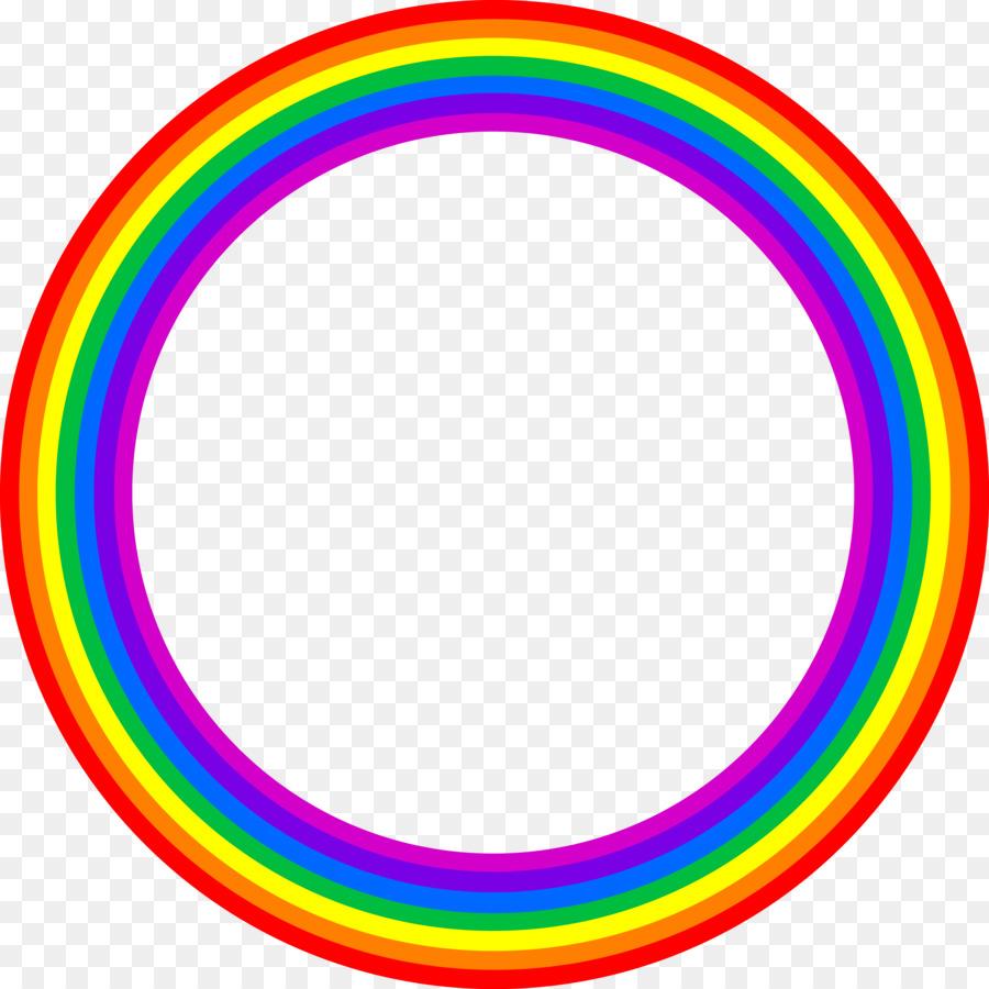 Картинка разноцветного круга пока очень