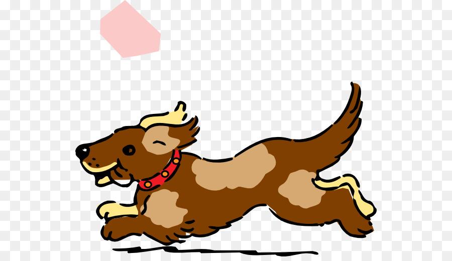 Бегущая собачка картинка для детей