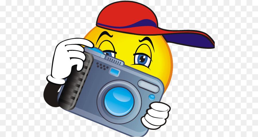 Прикольный рисунок фотоаппарата