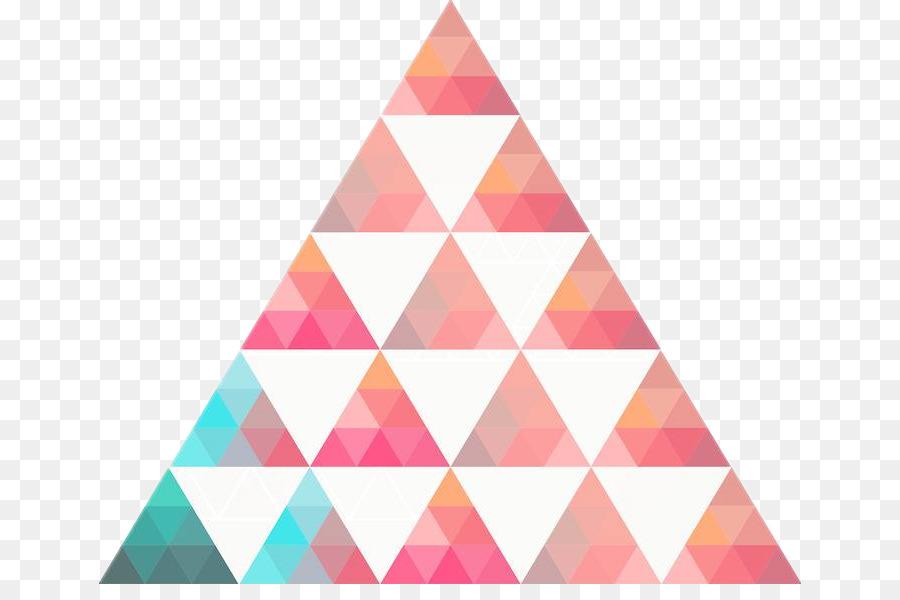 картинка с изображением треугольников свой день рождения