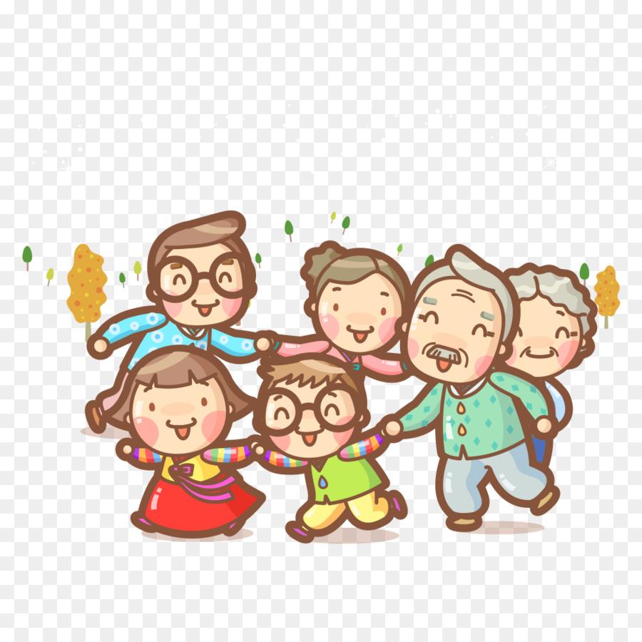 Днем, картинки семья с детьми для презентации