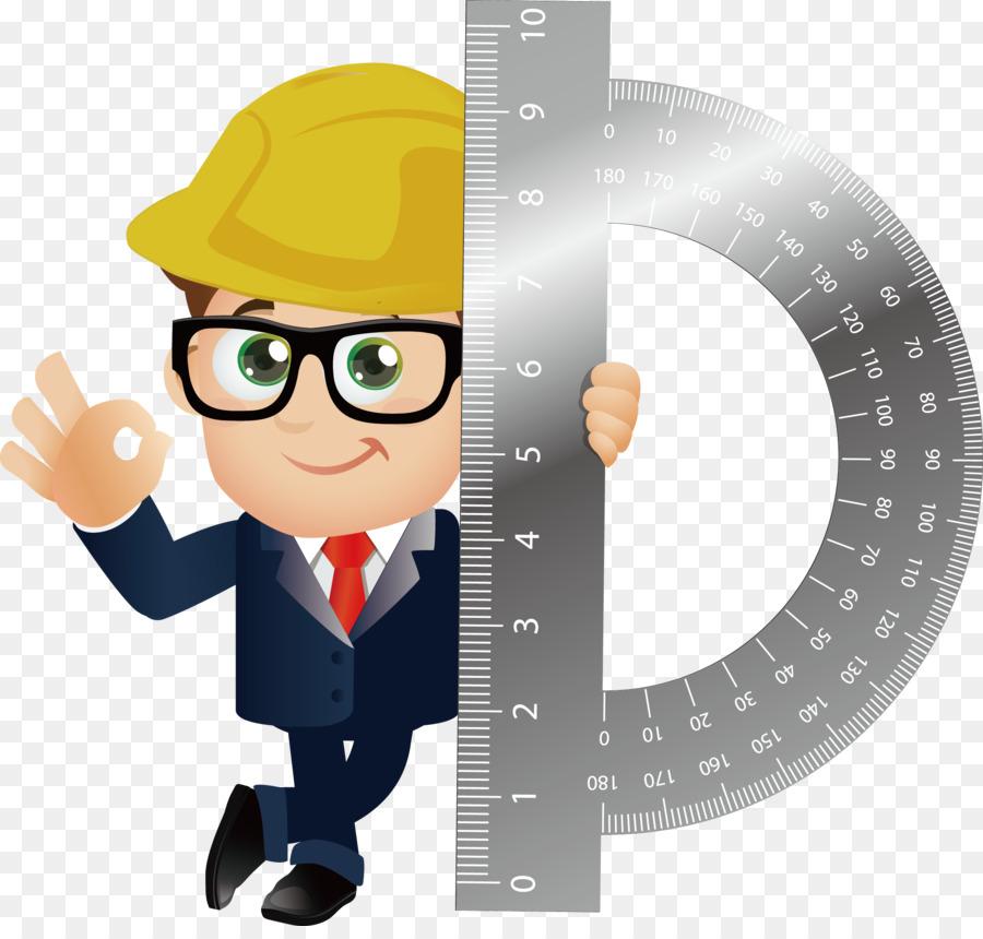 Детская картинка инженера