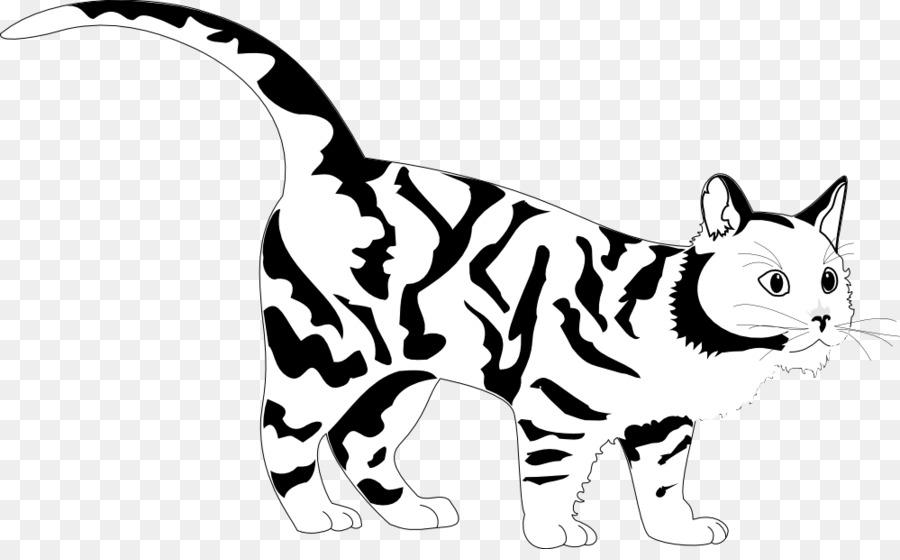 Телефон, кот картинки черно белые