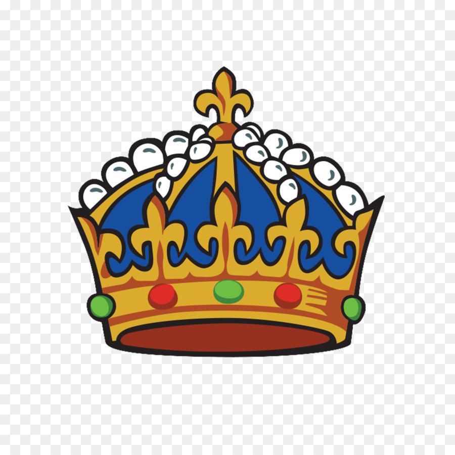 Картинка мультяшной короны