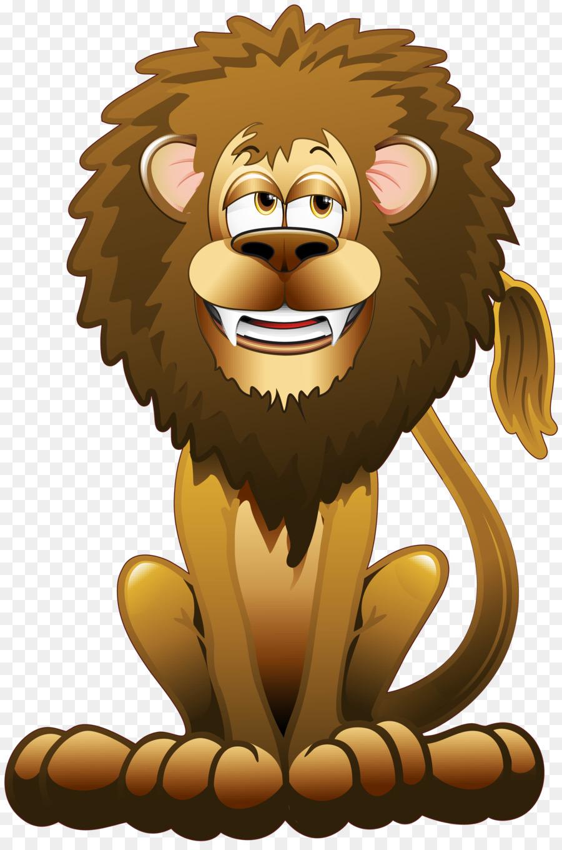 Картинка со львом из мультика